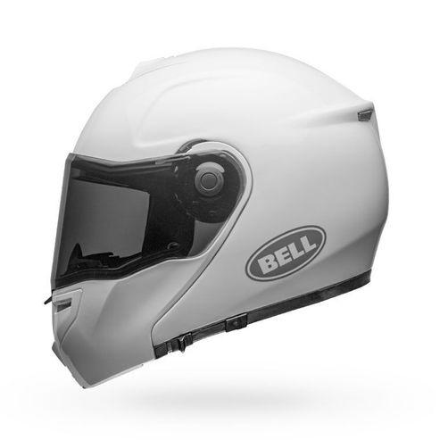 Capacete-Bell-Srt-Modular-Solid-Gloss-White