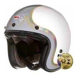 Capacete-Bell-Custom-500-Headcase-Cueball