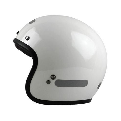 Capacete-Bell-Custom-500-Solid-Vintage-White