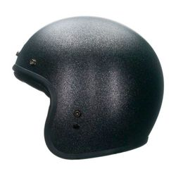 Capacete-Bell-Custom-500-Solid-Black-Flake