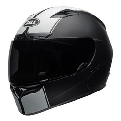 Capacete-Bell-Qualifier-Dlx-Rally-Matte-Black-White