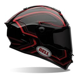 Capacete-Bell-Star-Pace-Black-Red