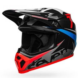Capacete-Bell-Mx-9-Mips-Seven-Ignite-Gloss-Navy-Coral