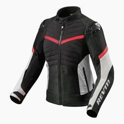 FJT260_Jacket_Arc_H2O_Ladies_Black-Red_front_1-1-
