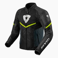 FJT255_Jacket_Arc_Air_Black-Neon_Yellow_front_3-1-