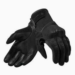 FGS141_Gloves_Mosca_Ladies_Black_front-1-