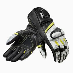FGS155_Gloves_League_Black-White_front_3-1-