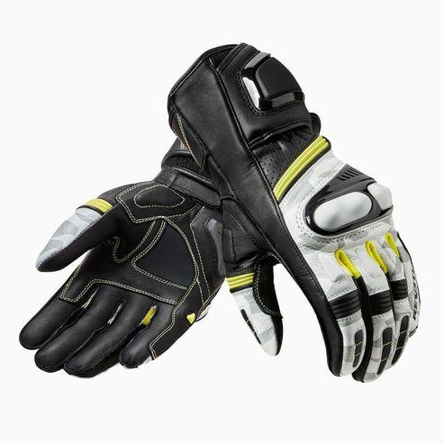 FGS155_Gloves_League_Black-White_front_3-1-