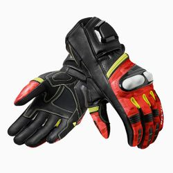 FGS155_Gloves_League_Black-Red_front_3-1-