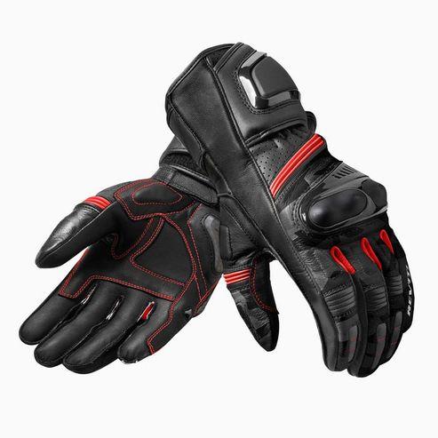 FGS155_Gloves_League_Black-Grey_front_3-1-