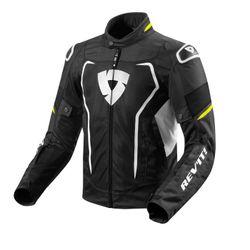 FJT243_Jacket_Vertex_Air_Black-Neon_Yellow_front_1-1-
