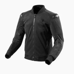 FJT246_Jacket_Traction_Black_front-1-
