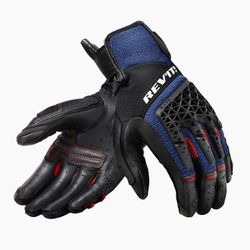 FGS173_Gloves_Sand_4_Black-Blue_front-1-