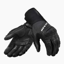 FGS177_Gloves_Sand_4_H2O_Black_front-1-