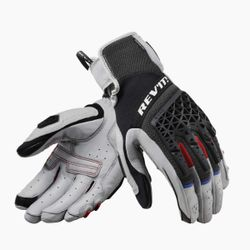 FGS174_Gloves_Sand_4_Ladies_Light_Grey-Black_front-1-