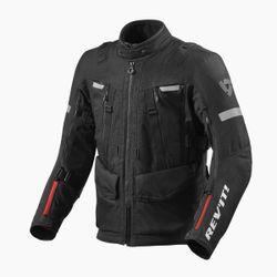 FJT297_Jacket_Sand_4_H2O_Black_front-1-