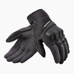FGS163_Gloves_Volcano_Black_front-1-