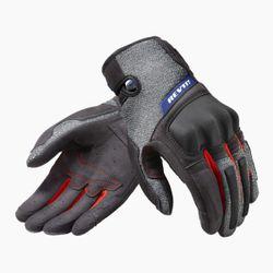 FGS163_Gloves_Volcano_Black-Grey_front-1-