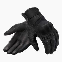 FGS165_Gloves_Mosca_H2O_Black_front-1-